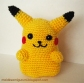 Mai dire Amigurumi - Pikachu