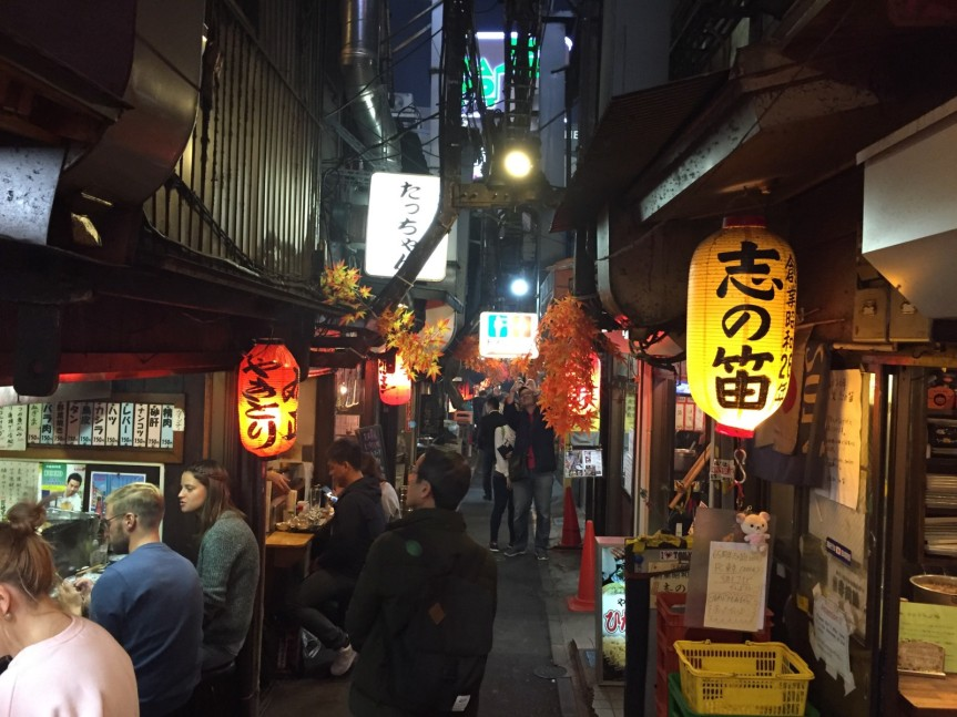 Esploriamo Tokyo in VR: Shinjuku's MemoryLane